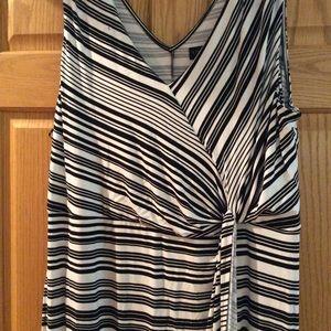 Gorgeous striped maxi dress